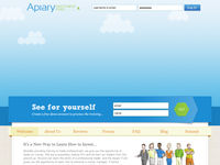 ApiaryFund.com - Screenshot