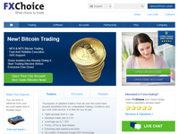 FXChoice.com - Screenshot