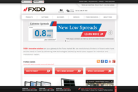 FXDD.com - Screenshot