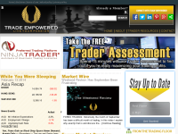 4xTradersLive.com (Jason Stapleton) - Screenshot