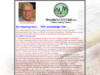 woodiescciclub.com (Ken Wood) - Screenshot