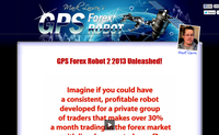 GPSForexRobot.com (Mark Larsen) - Screenshot