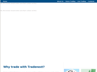 TradenextGlobal.com - Screenshot