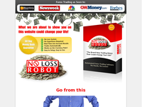 ForexRobotNoLoss.com (Don Steinitz) - Screenshot