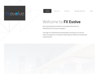 FxEvolve.com - Screenshot