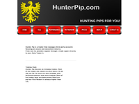 HunterPip.com - Screenshot