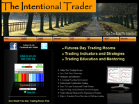 TheIntentionalTrader.com - Screenshot