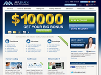 AvaTrade.com (AvaFx.com) - Screenshot