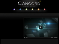ConcordFx.com - Screenshot