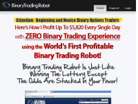 BinaryTradingRobot.com (Jerry Biener) - Screenshot