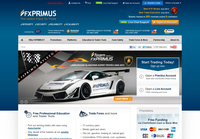 FxPrimus.com - Screenshot