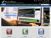 TracknTrade.com - Screenshot