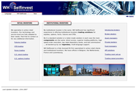 WHSelfInvest.com - Screenshot