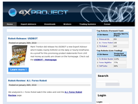 4xProject.com - Screenshot